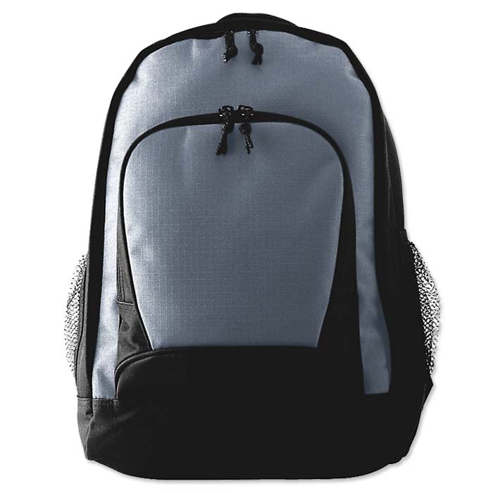 Augusta Ripstop Backpack in Graphite