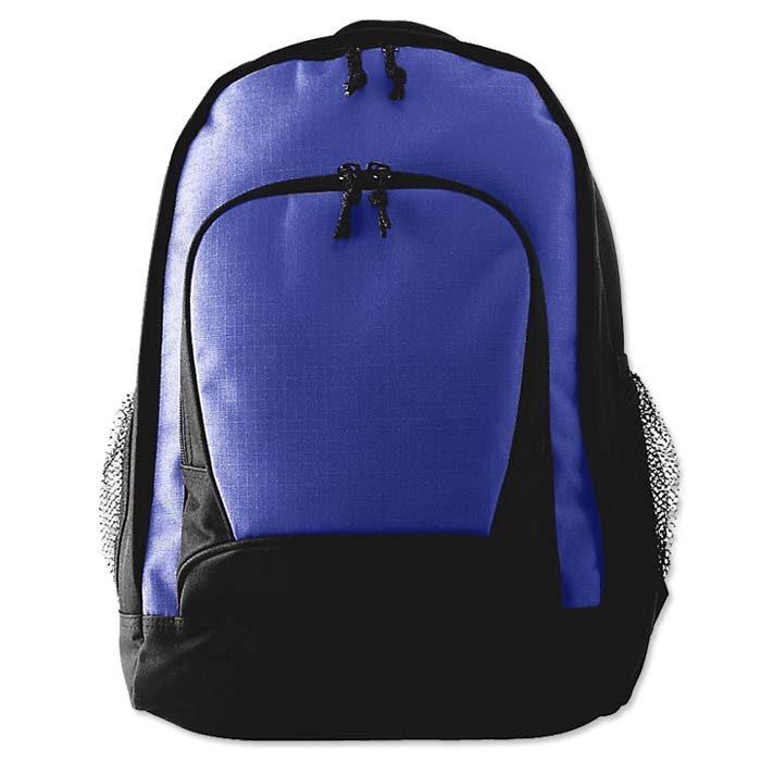 Augusta Ripstop Backpack in Purple
