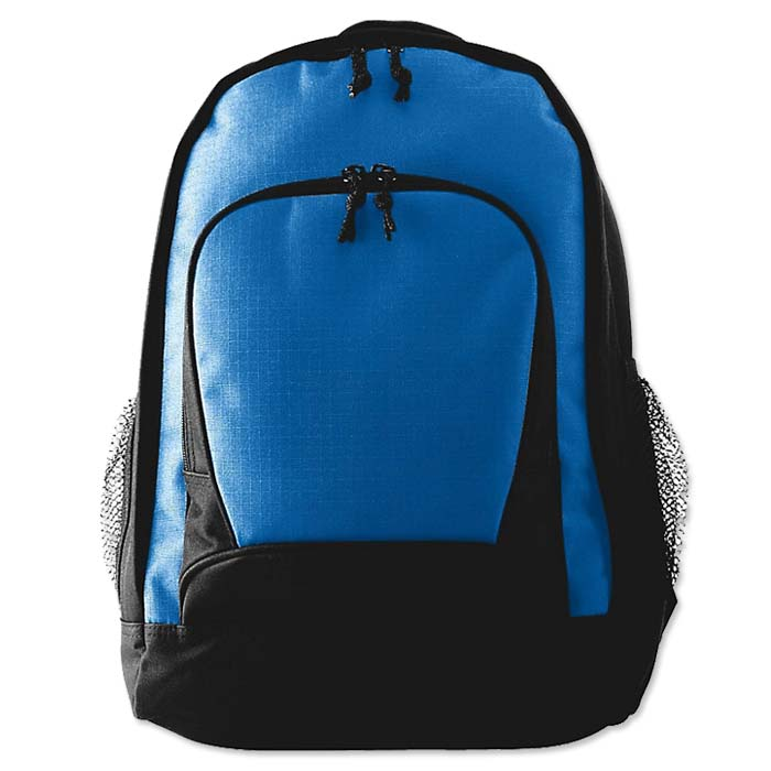 Augusta Ripstop Backpack in Royal Blue
