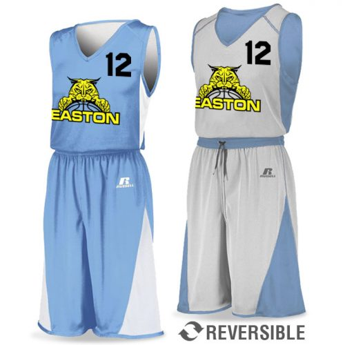 Russell Undivided Reversible 2.0 Basketball Uniform