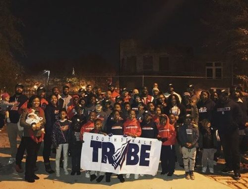South DeKalb Tribe Gives Back