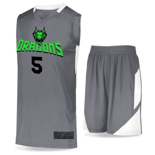Step-Back Basketball Uniform Package