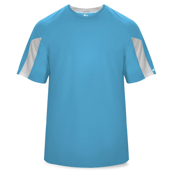 Basketball Striker Shooting Shirt in Columbia Blue