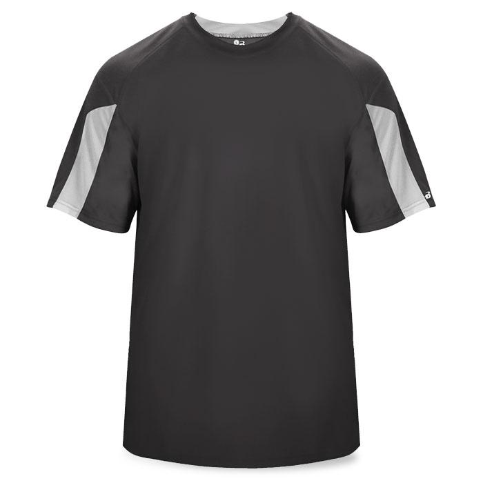 Basketball Striker Shooting Shirt in Graphite