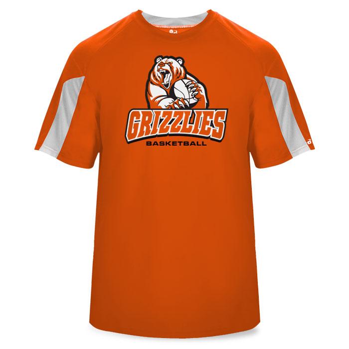 Basketball Striker Shooting Shirt