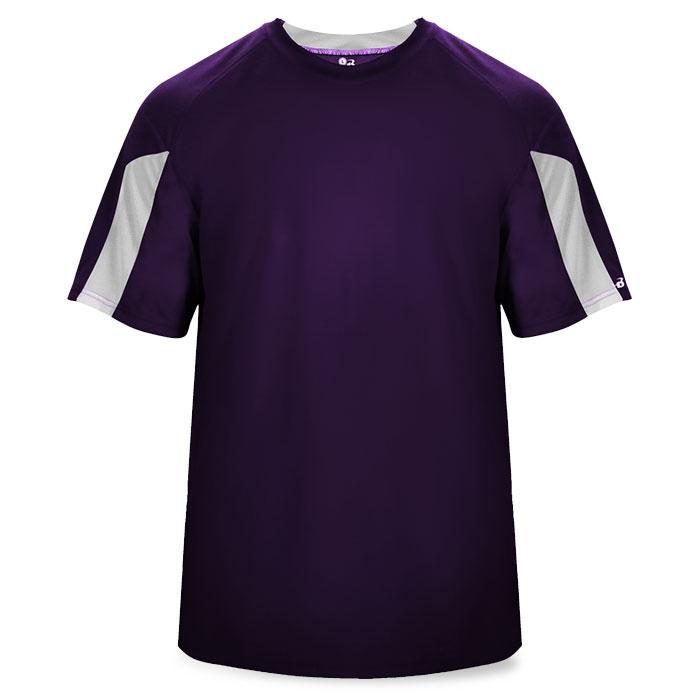 Basketball Striker Shooting Shirt in Purple