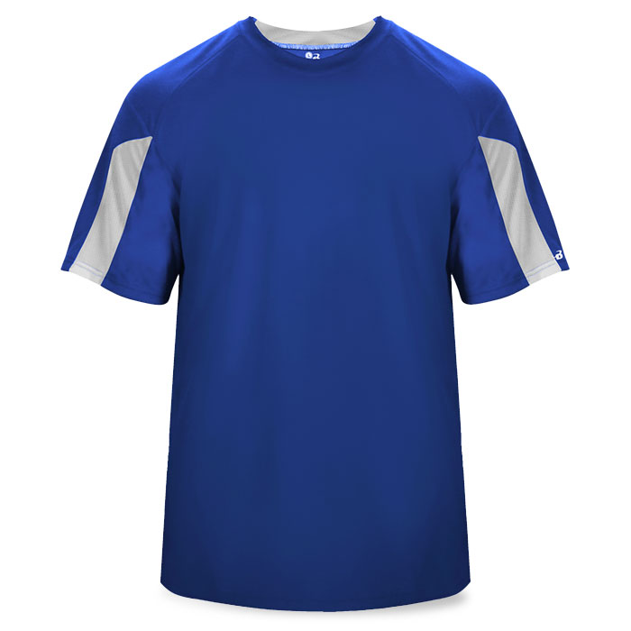 Basketball Striker Shooting Shirt in Royal Blue