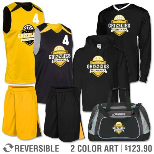 Basketball Uniforms Custom Designs Discounted Team Packs Tsp