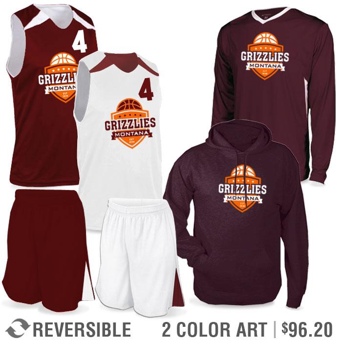 Basketball Team Pack Gravitator 2 Discounted Package Deal