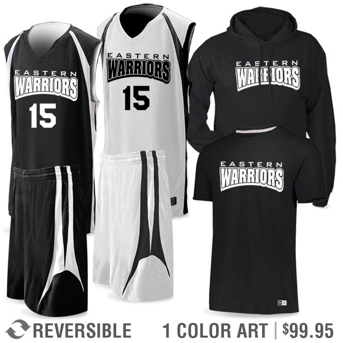Basketball Team Pack Premier Discounted Package in