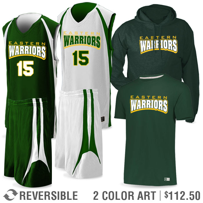 Basketball Team Pack Premier Discounted Package in Forest