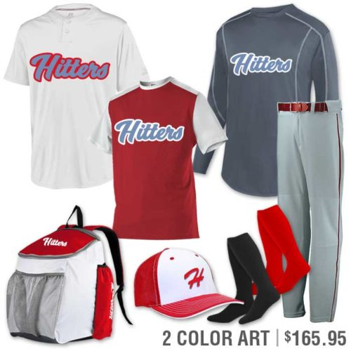 Team Pack Russell Torrent Baseball Uniform Team Pack