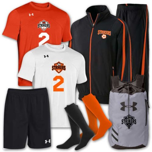 soccer uniform team pack under armour golazo