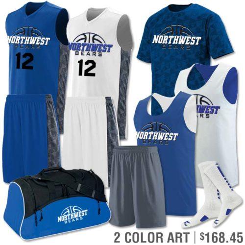 Team Pack Ultra Geo Basketball uniform