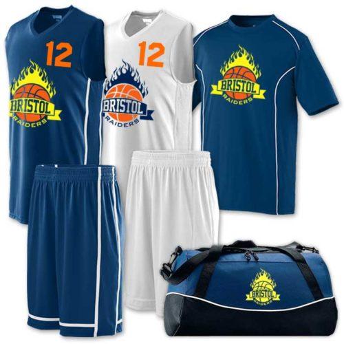 30a51af5a Basketball Uniforms - Custom Designs   Discounted Team Packs