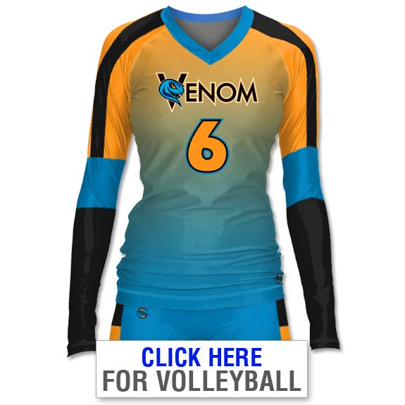 Volleyball Team names that don't end in 'S'
