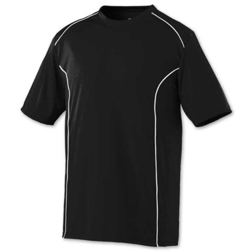 winning streak shooting shirt, short sleeve basketball warmup top